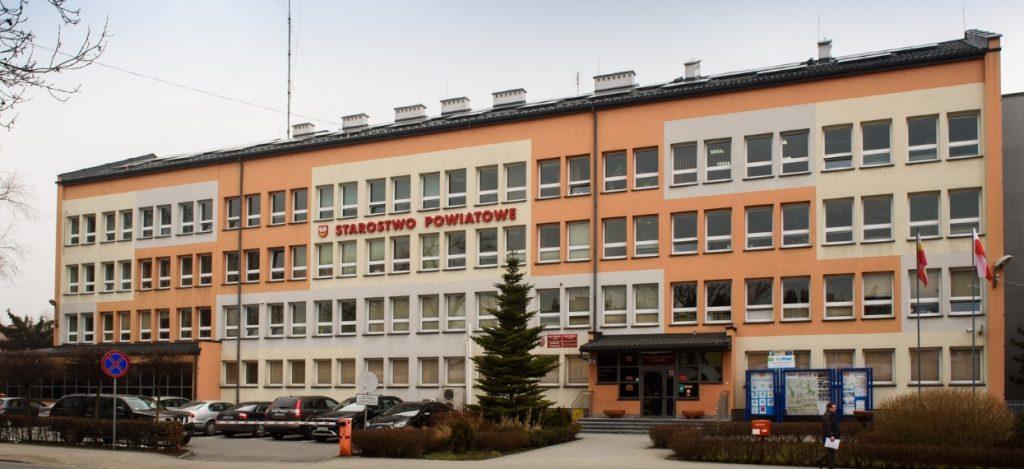 Starostwo Powiatowe w Tarnowie